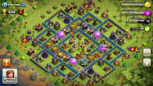Clash of Clans strategie